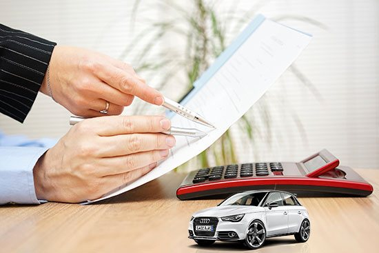 Online Apply for car loan for Bad Credit
